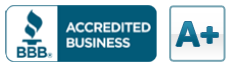 Excellent BBB rating for debt management service