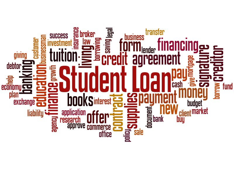Student Loan Word Cloud